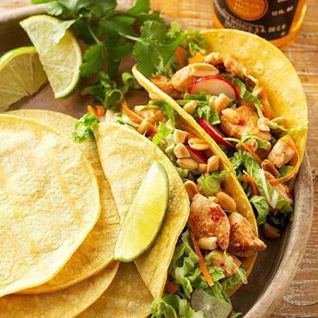 مرغ تاکو (غذای تایلندی)