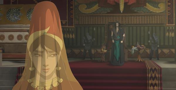 جایزه بهترین انیمیشن سینمایی آجایو و آخرین داستان