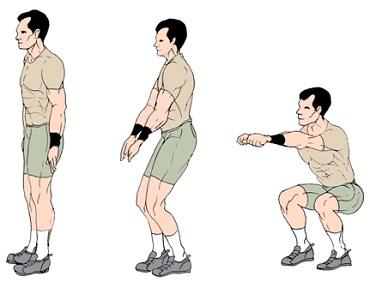 انواع ورزشهای ویلیامز برای تسکین درد کمر