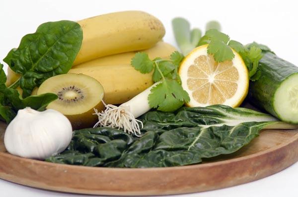 مبارزه با بیماریهای مزمن با خوراکیهای قلیایی