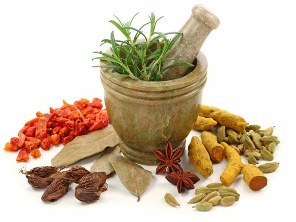 گیاهدرمانی در طب سنتی