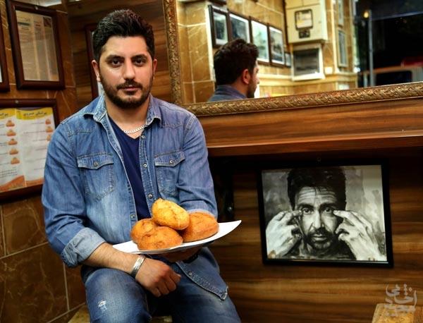 خیابان نادری و اولین پیراشکی فروشی تهران