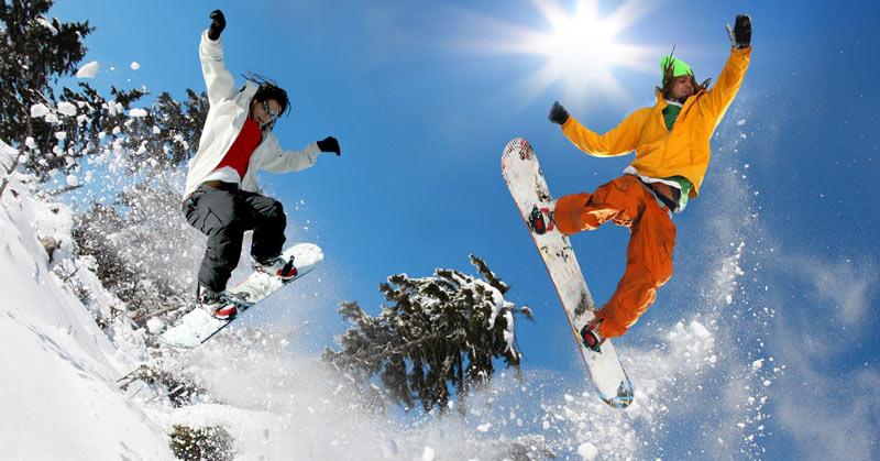 تاریخچه ورزش اسنوبردینگ
