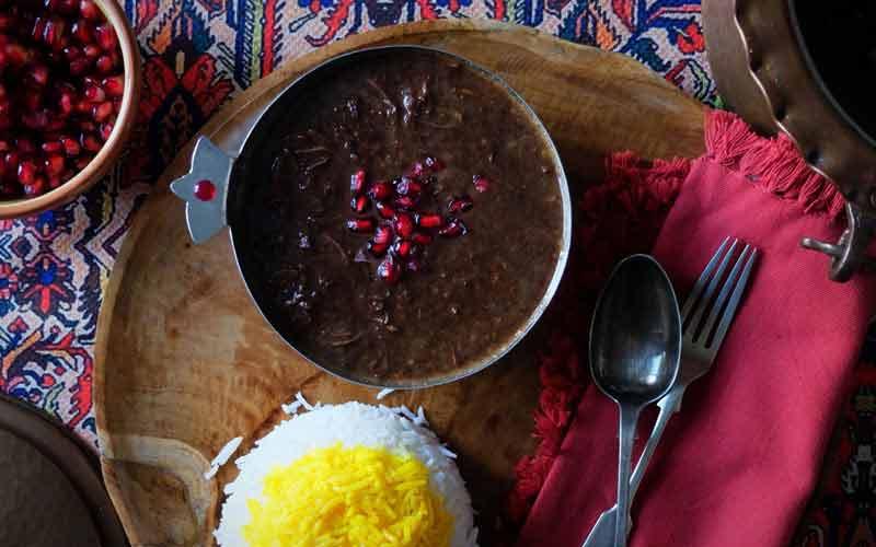 غذاهای زمستانی ایران