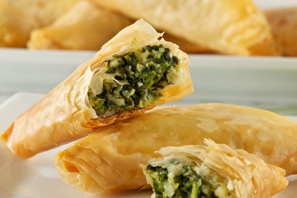 غذای یونانی اسپاناکوپیتا