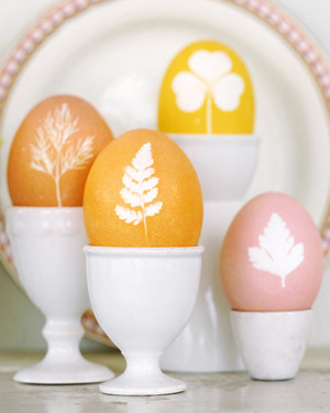تزیین تخممرغ سفره هفتسین