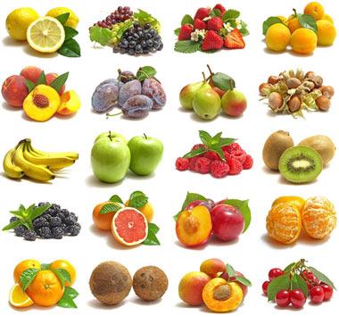 میزان کالری مواد غذایی
