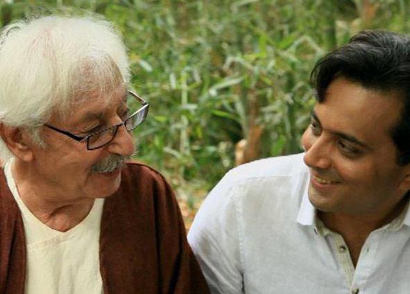 پیام دکتر مجید اخشابی به مناسبت درگذشت استاد جمشید مشایخی+کلیپ تلافی
