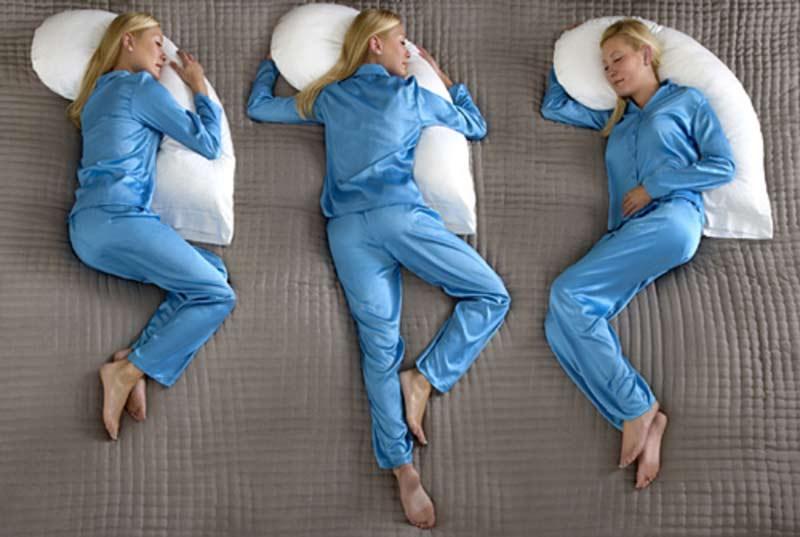 حالت خواب و شخصیت شما