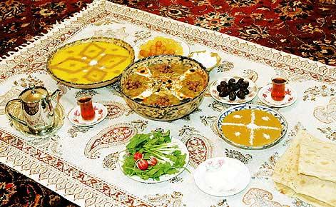 توصیههای طب سنتی در ماه رمضان