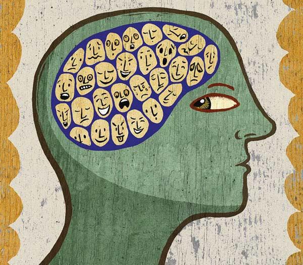 اسکیزوفرنی یا روانگسیختگی