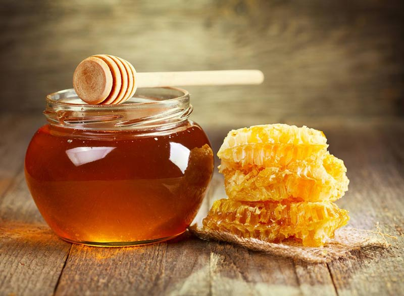 روش نگهداری عسل