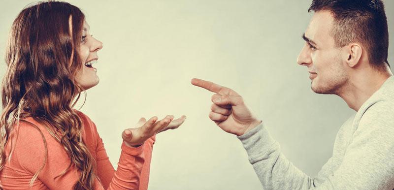 چگونه زنان، مردان را ناامید می کنند؟