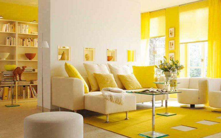 کاربرد رنگ ها در دکوراسیون داخلی