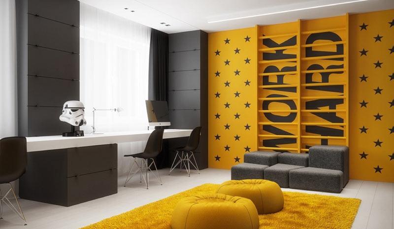 طراحی خانه تان، بازتاب شخصیت شماست!