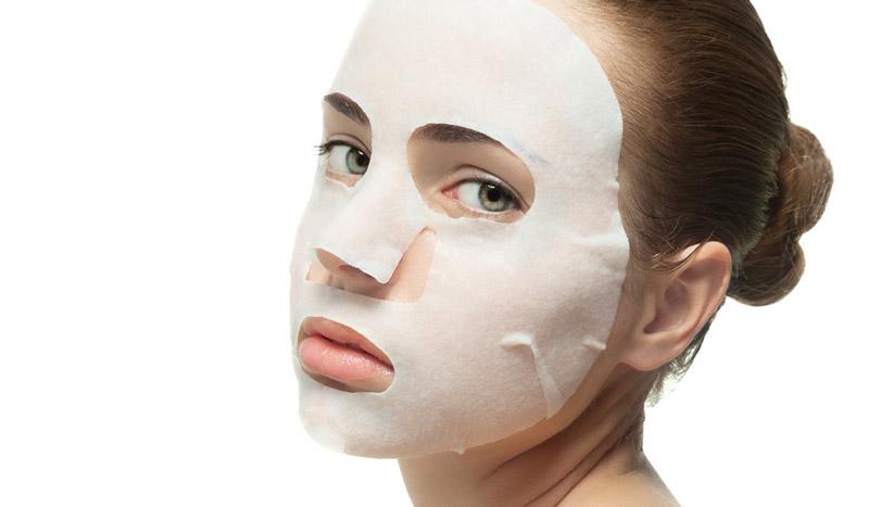 ماسک های ساده و راحت برای پوست های چرب