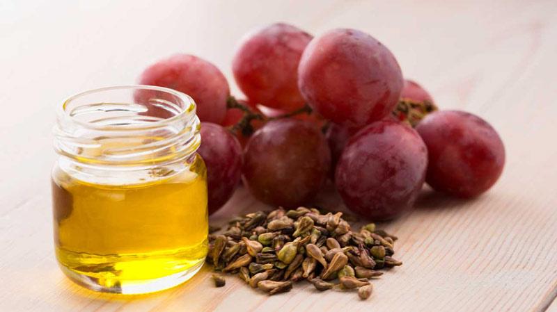 خواص هسته انگور برای بدن