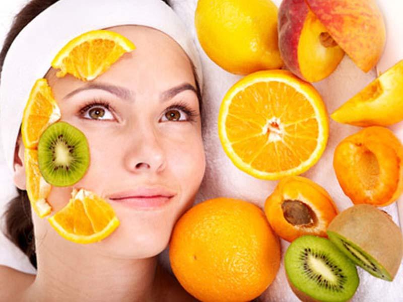 تاثیرات معجزهآسای میوهها بر روی پوست
