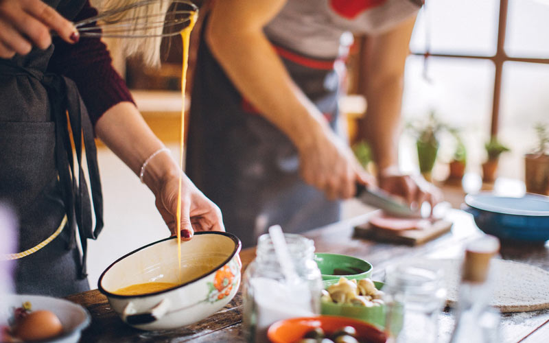 این اشتباهات را در آشپزی مرتکب نشوید