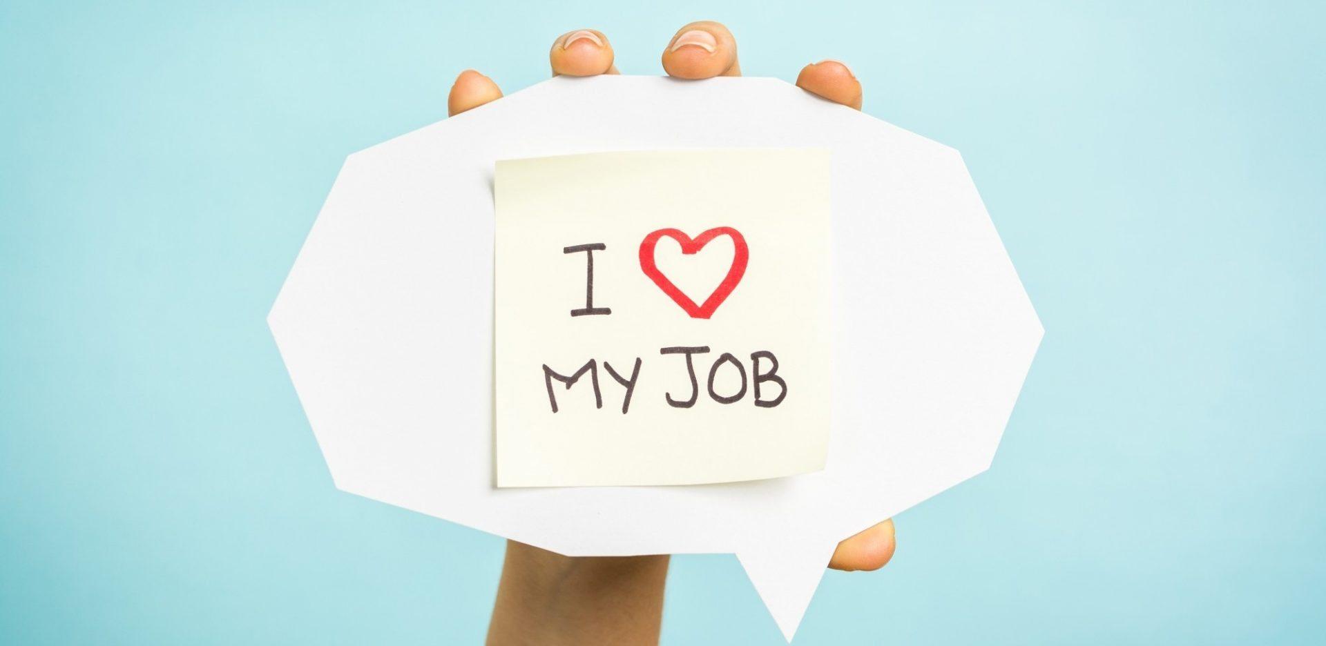 چقدر از شغلتان راضی هستید؟