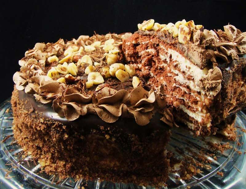 کیک ناپلئونی