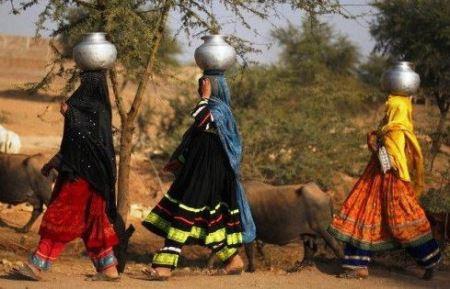 زنان آب بدبخت ترین زنان دنیا