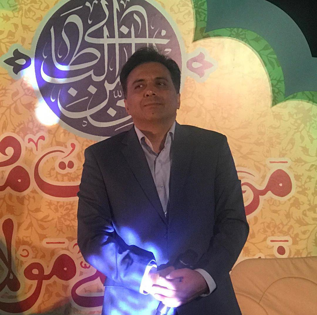 دکتر مجید اخشابی در جمع مردم تایباد