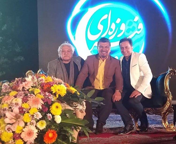 شب فیروزه ای با حضور دکتر مجید اخشابی 29 مرداد 98