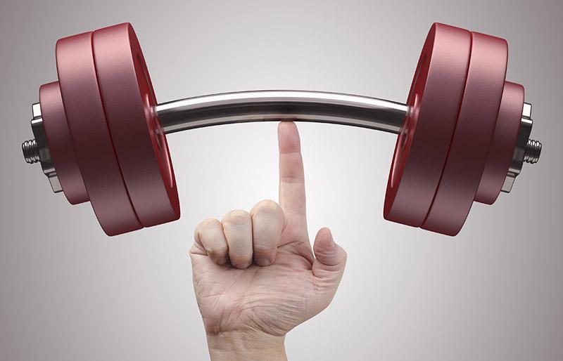 از نقاط ضعف خود استفاده کن!