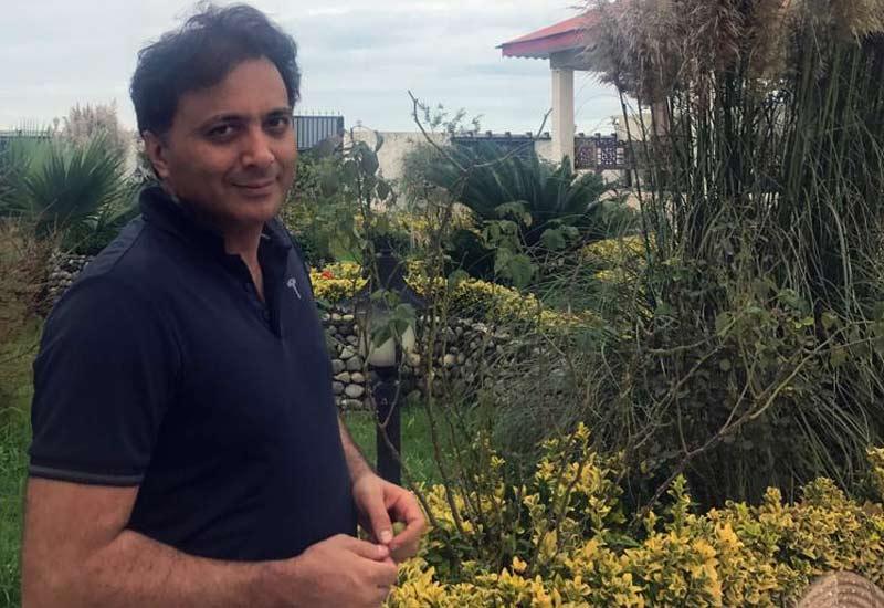 سفر ماجراجویانه و خاطره انگیز دکتر مجید اخشابی در منطقه دیمرون