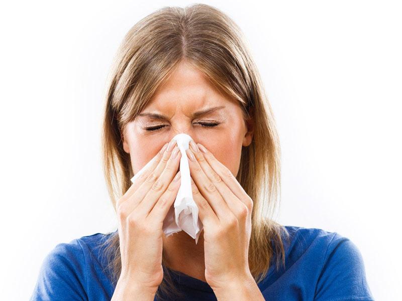 آلرژی، علائم و راه درمان آن