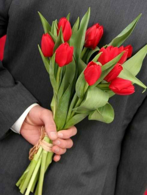 شخصیت شناسی از روی اهدای گل