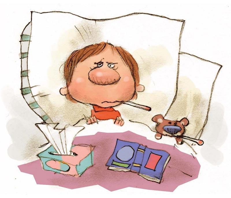 بررسی باورهای رایج درباره سرماخوردگی