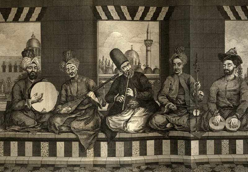 موسیقی شرق: موسیقی ترکیه