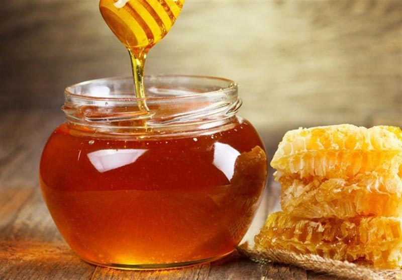 عسل خوراکی فصل سرما