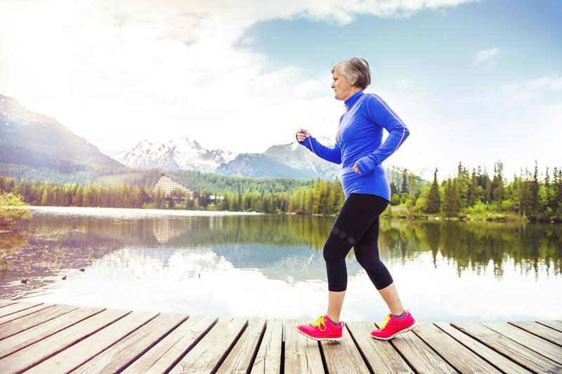 اثر تناسب اندام در فرایند پیری
