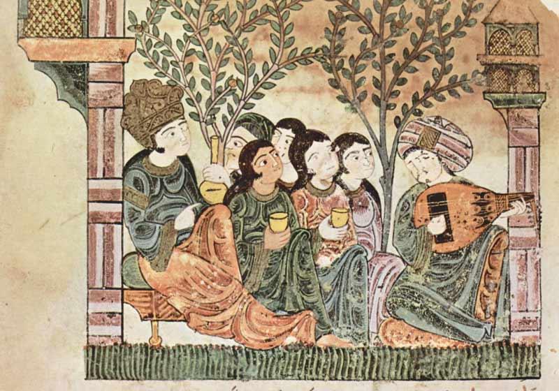 موسیقی شرق: موسیقی کلاسیک عرب