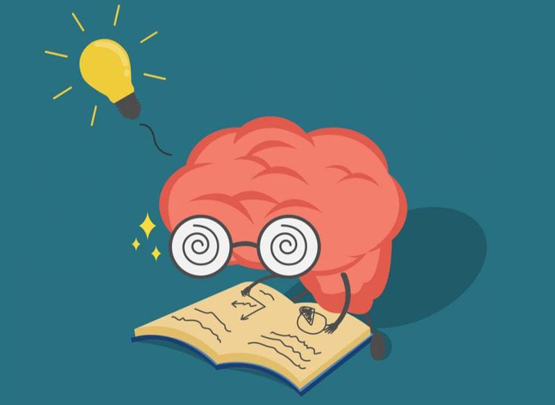 8 روش موثر براي بهبود کارايي مغز