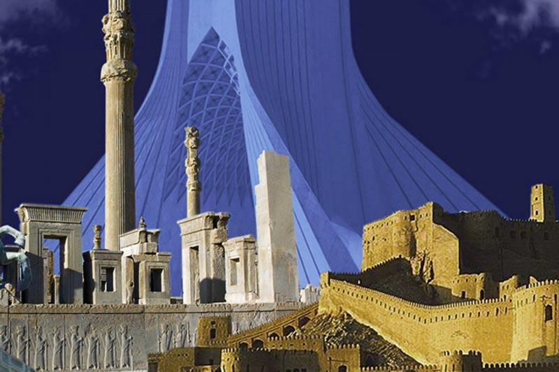 ایران زیباترین مقصد گردشگری