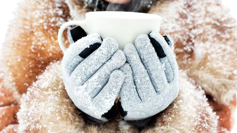 این خوردنی ها بدنتان را گرم نگه میدارند