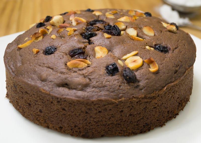 کیک صبحانه تابه ای