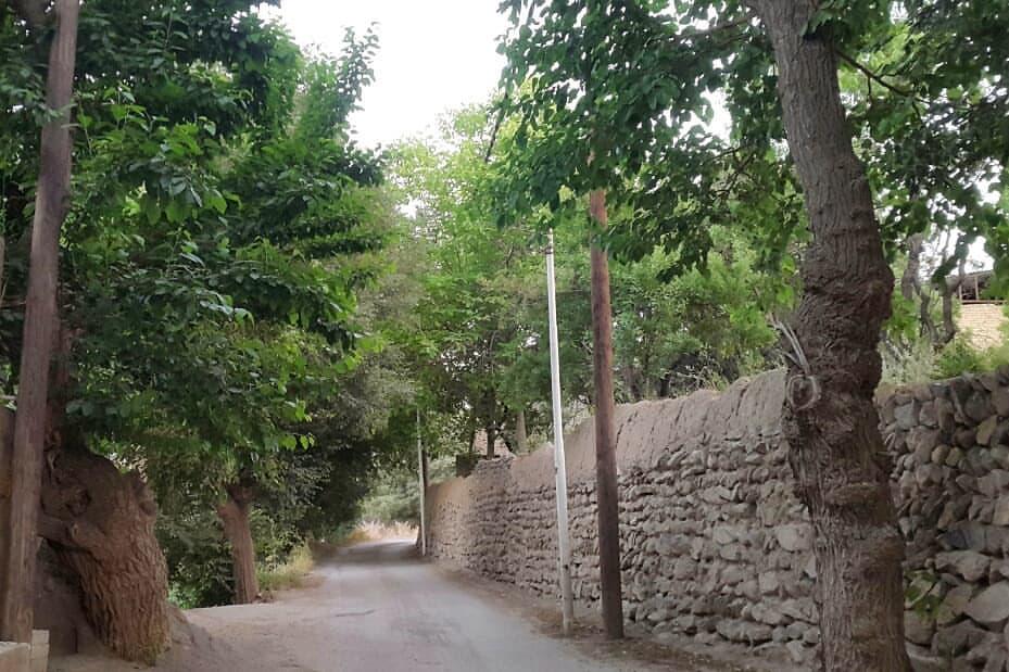 زیبایی های روستای وانشان در گلپایگان