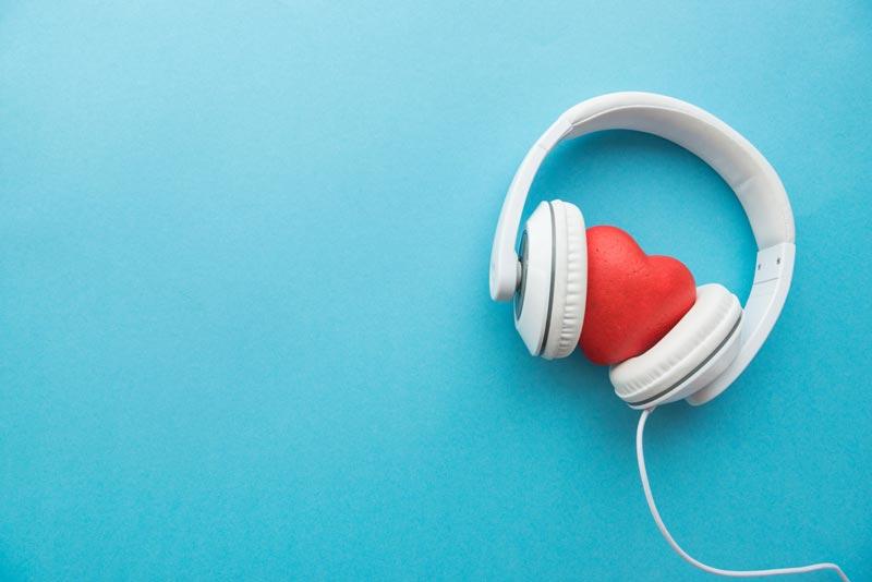 تأثیر موسیقی بر آرامش قلب