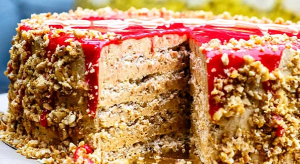 با معروفترین شیرینی های روسیه آشنا شوید