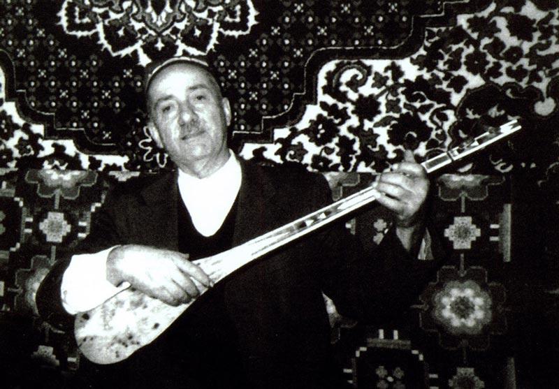 موسیقی شرق: موسیقی تاجیکی