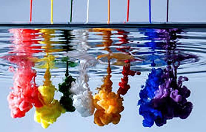 انواع رنگ ها و تاثیر آنها در ثروتمند شدن افراد