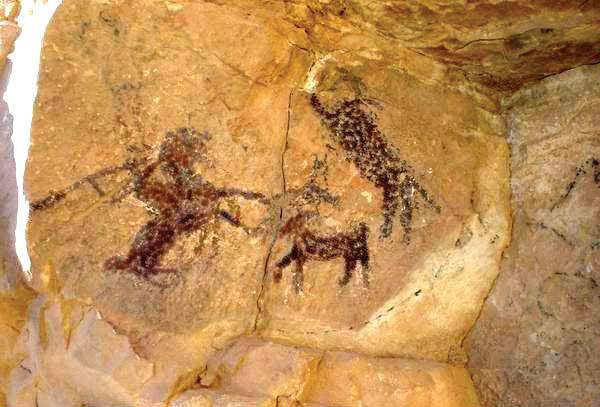 تاریخ هنر ایران - دوره پیش تاریخی