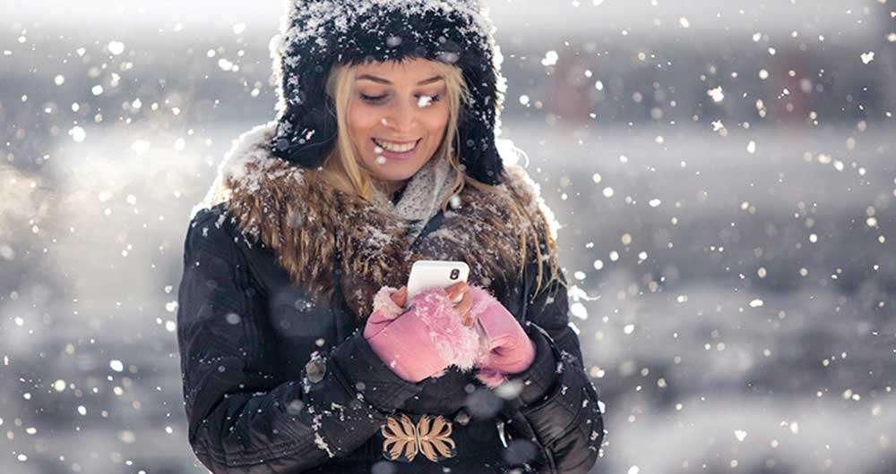 سرما و تأثیر آن بر عملکرد باتری موبایل