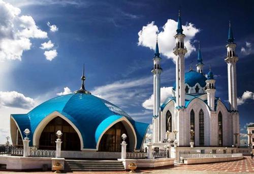 مساجد زیبای جهان
