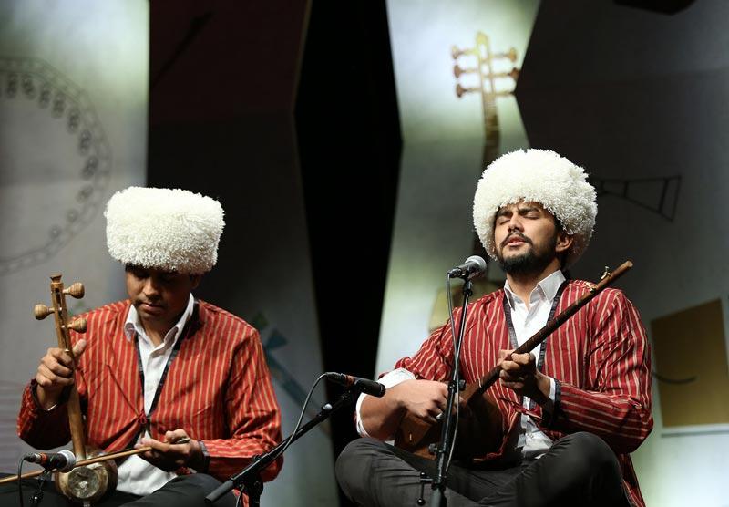 موسیقی ترکمن صحرا
